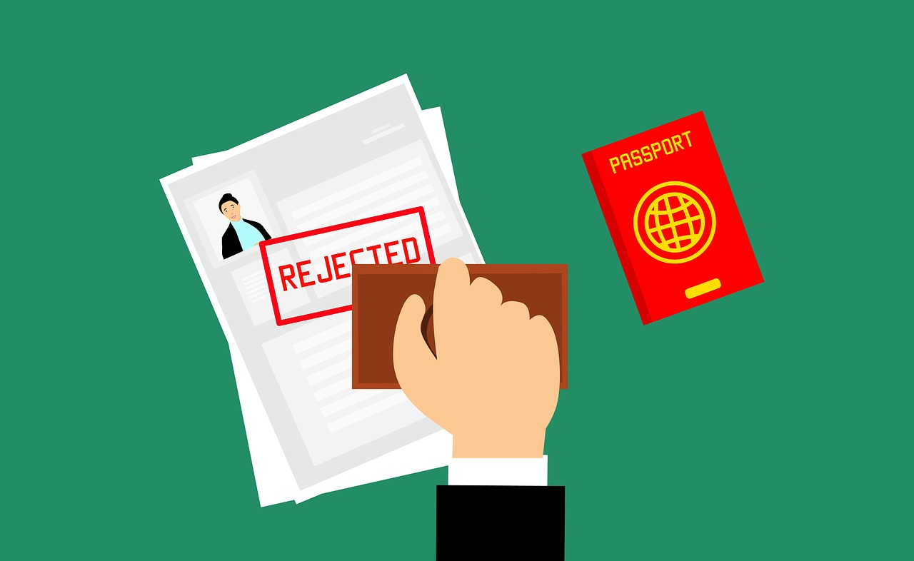 What can you do if your girlfriend or partners Australian visa application is refused?